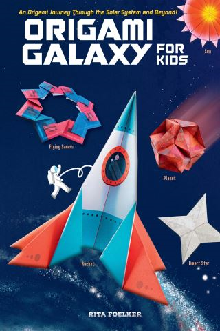 Origami Galaxy for Kids Ebook