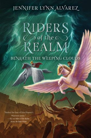 Riders of the Realm #3: Beneath the Weeping Clouds