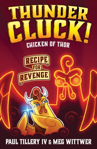 Thundercluck! Chicken of Thor