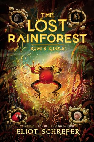 The Lost Rainforest #3: Rumi's Riddle