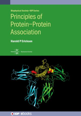 Principles of Protein–Protein Association