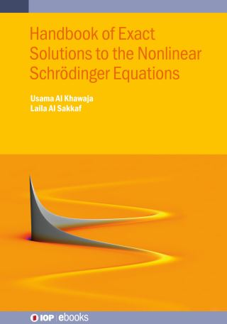 Handbook of Exact Solutions to the Nonlinear Schrödinger Equations