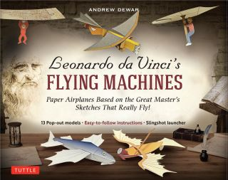 Leonardo da Vinci's Flying Machines Ebook