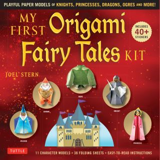 My First Origami Fairy Tales Ebook