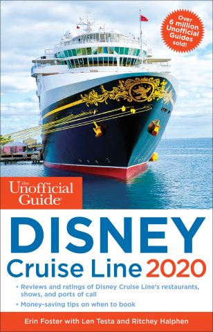 Unofficial Guide to the Disney Cruise Line 2020