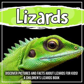 Lizards: Discover Pictures and Facts About Lizards For Kids! A Children's Lizards Book