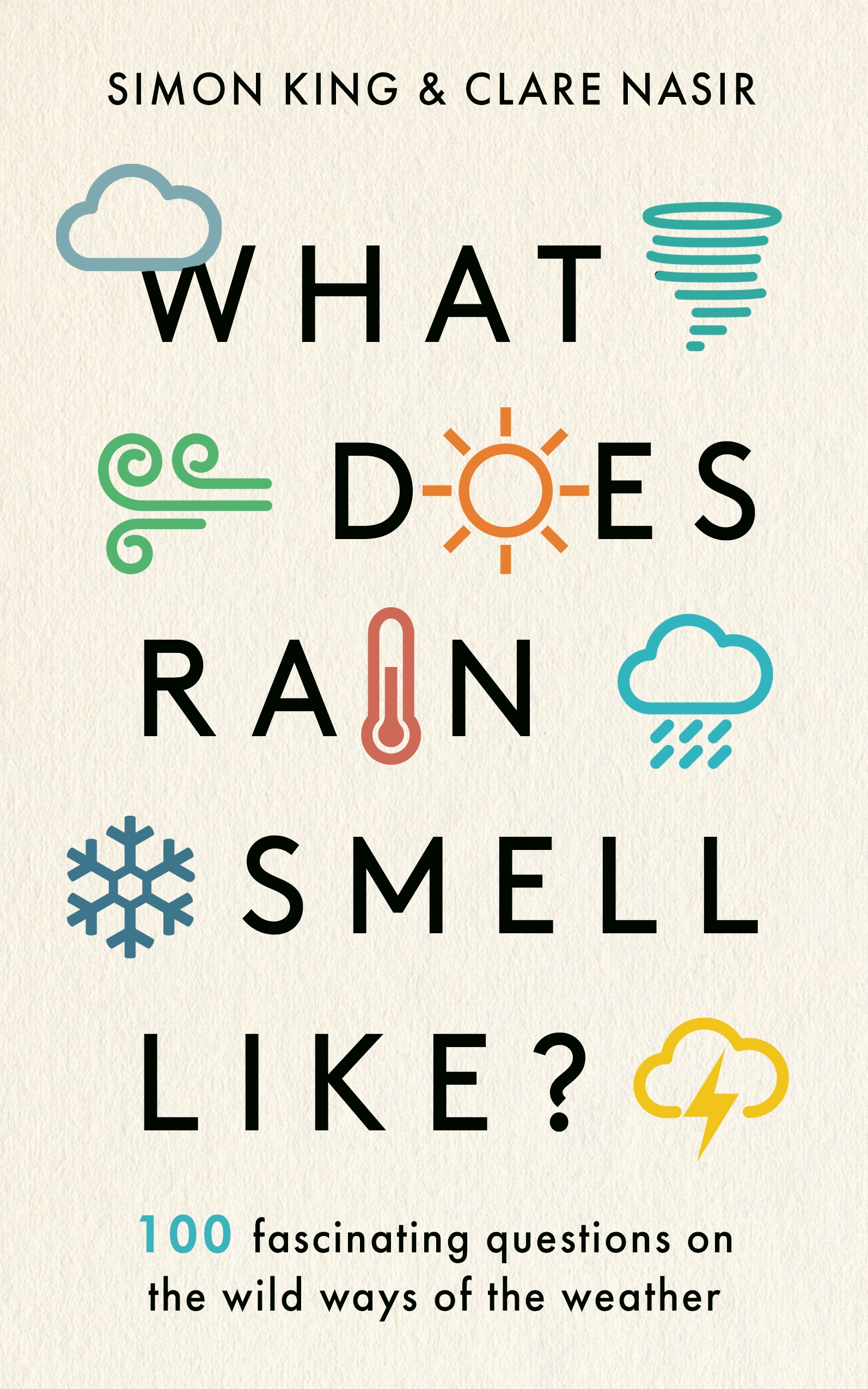 What Does Rain Smell Like?