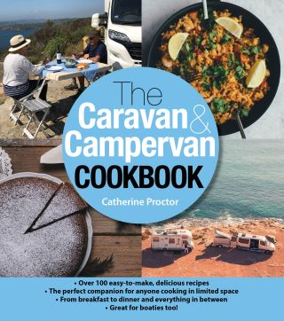 The Caravan and Campervan Cookbook