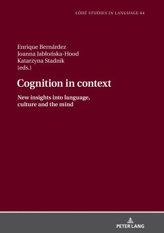 Cognition in context