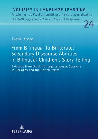 From Bilingual to Biliterate: Secondary Discourse Abilities in Bilingual Childrens Story Telling