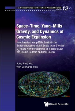 Space-time, Yang-mills Gravity, And Dynamics Of Cosmic Expansion: How Quantum Yang-mills Gravity In The Super-macroscopic Limit Leads To An Effective Gμv(t) And New Perspectives On Hubble's Law, The Cosmic Redshift And Dark Energy