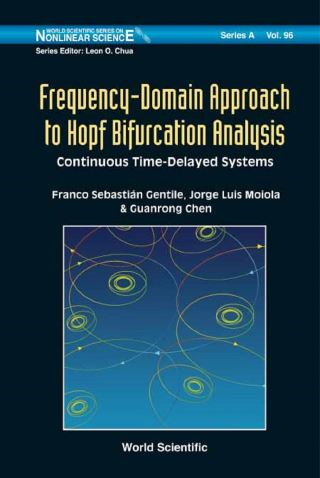Frequency-domain Approach To Hopf Bifurcation Analysis: Continuous Time-delayed Systems