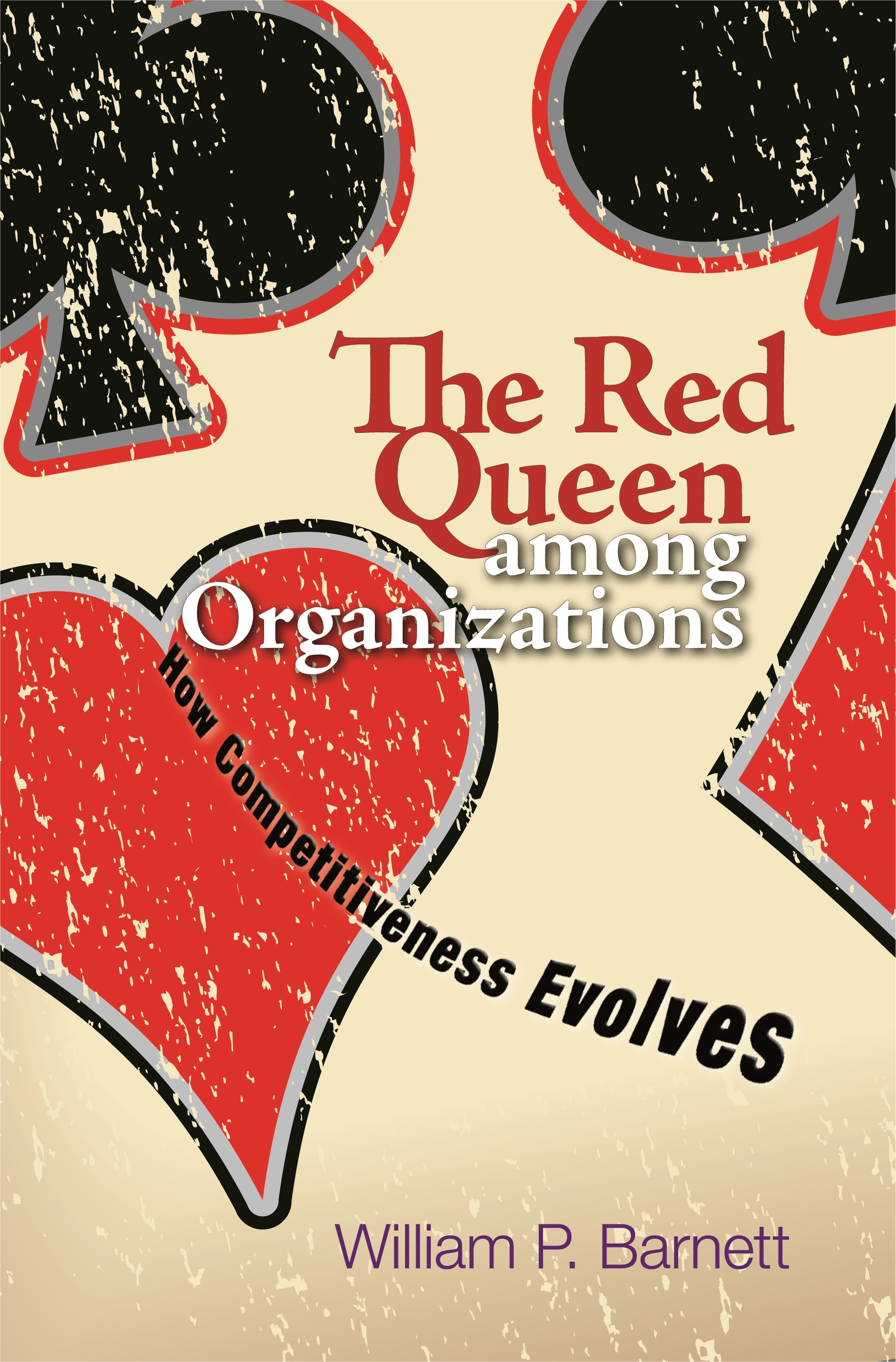 The Red Queen among Organizations