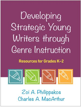 Developing Strategic Young Writers through Genre Instruction