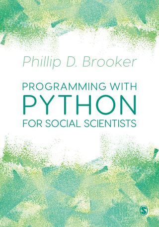 Programming with Python for Social Scientists