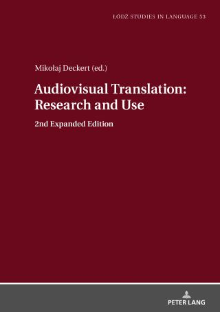 Audiovisual Translation  Research and Use