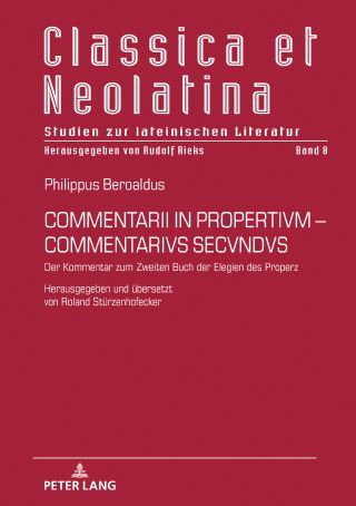COMMENTARII IN PROPERTIVM-COMMENTARIVS SECVNDVS