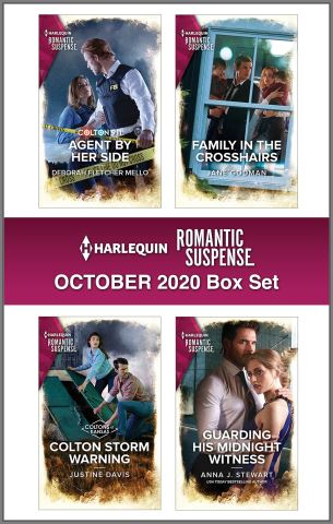 Harlequin Romantic Suspense October 2020 Box Set