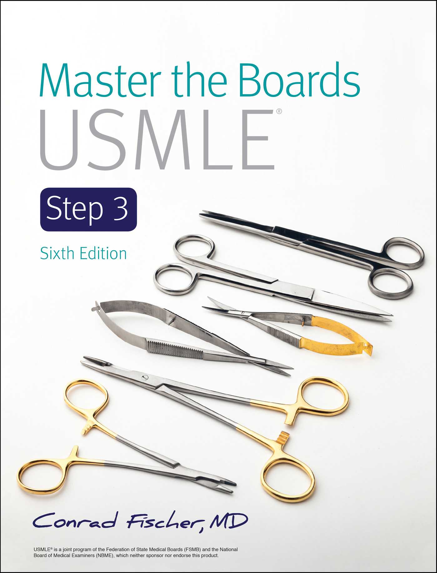 Master the Boards USMLE Step 3 6th Ed.