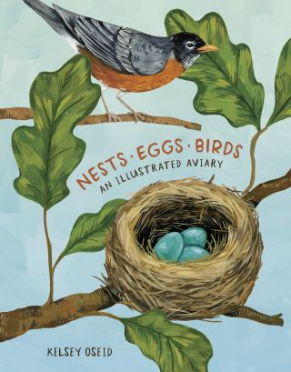 Nests, Eggs, Birds