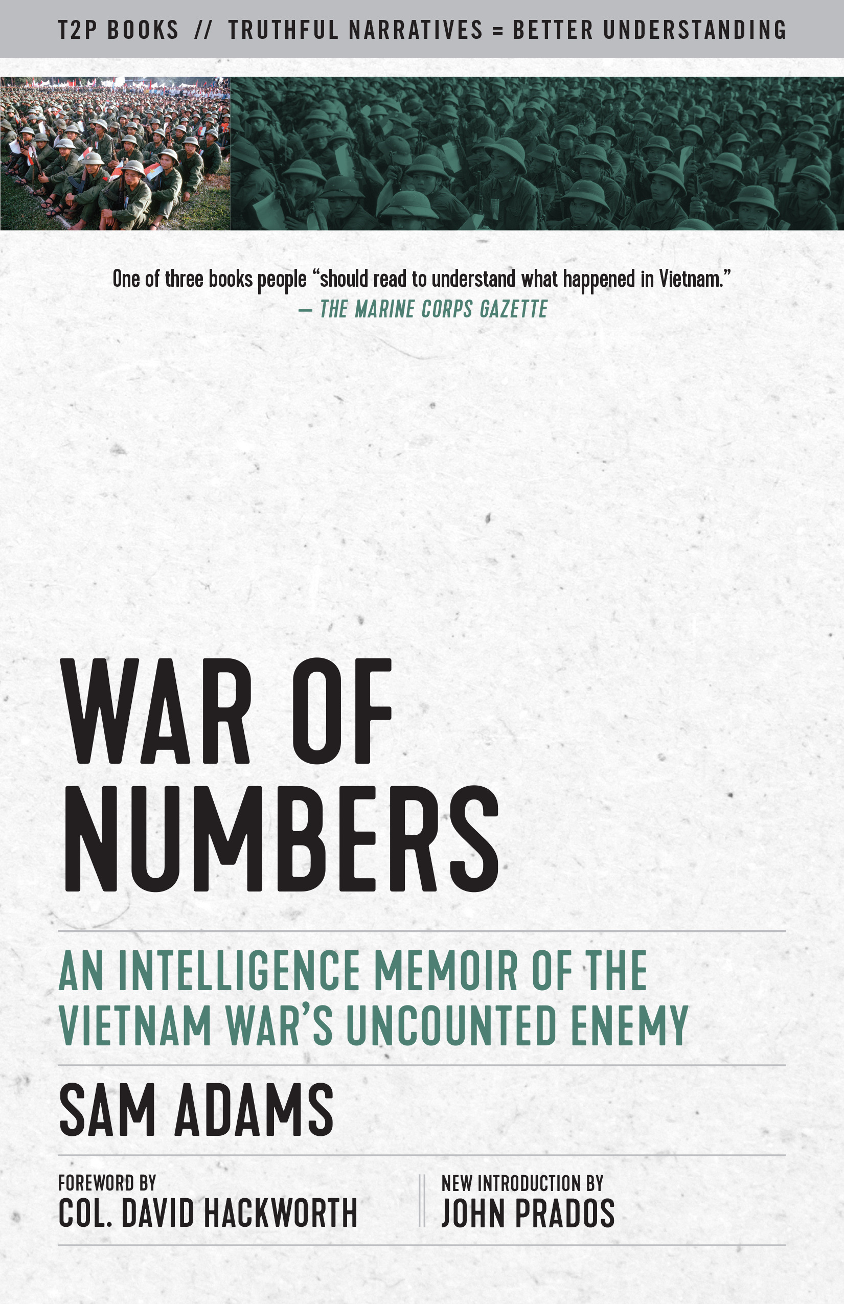 War of Numbers