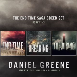 The End Time Saga Boxed Set, Books 1–3