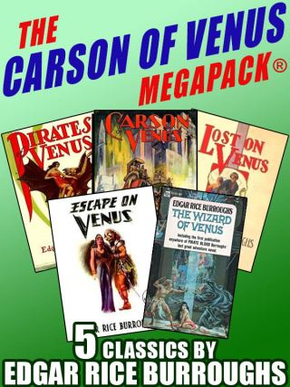 The Carson of Venus MEGAPACK®