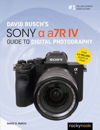 David Busch's Sony Alpha a7R IV Guide to Digital Photography