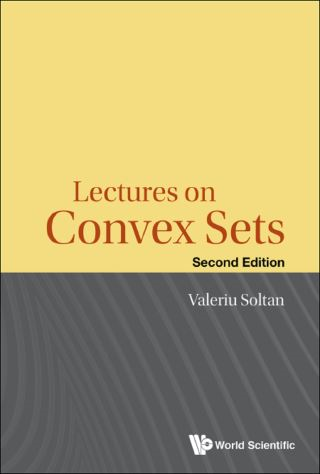 Lectures On Convex Sets (Second Edition)