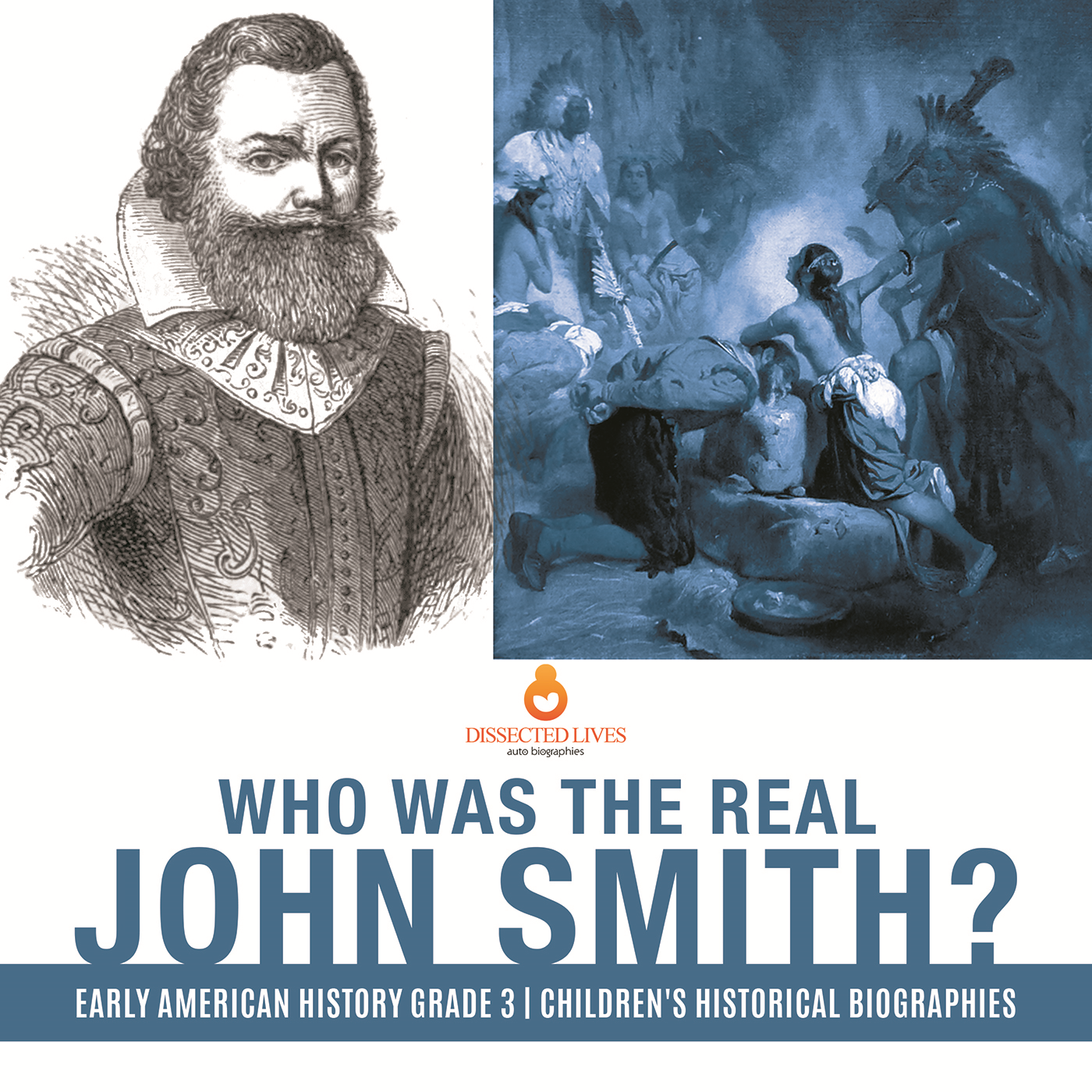 Who Was the Real John Smith? | Early American History Grade 3 | Children's Historical Biographies