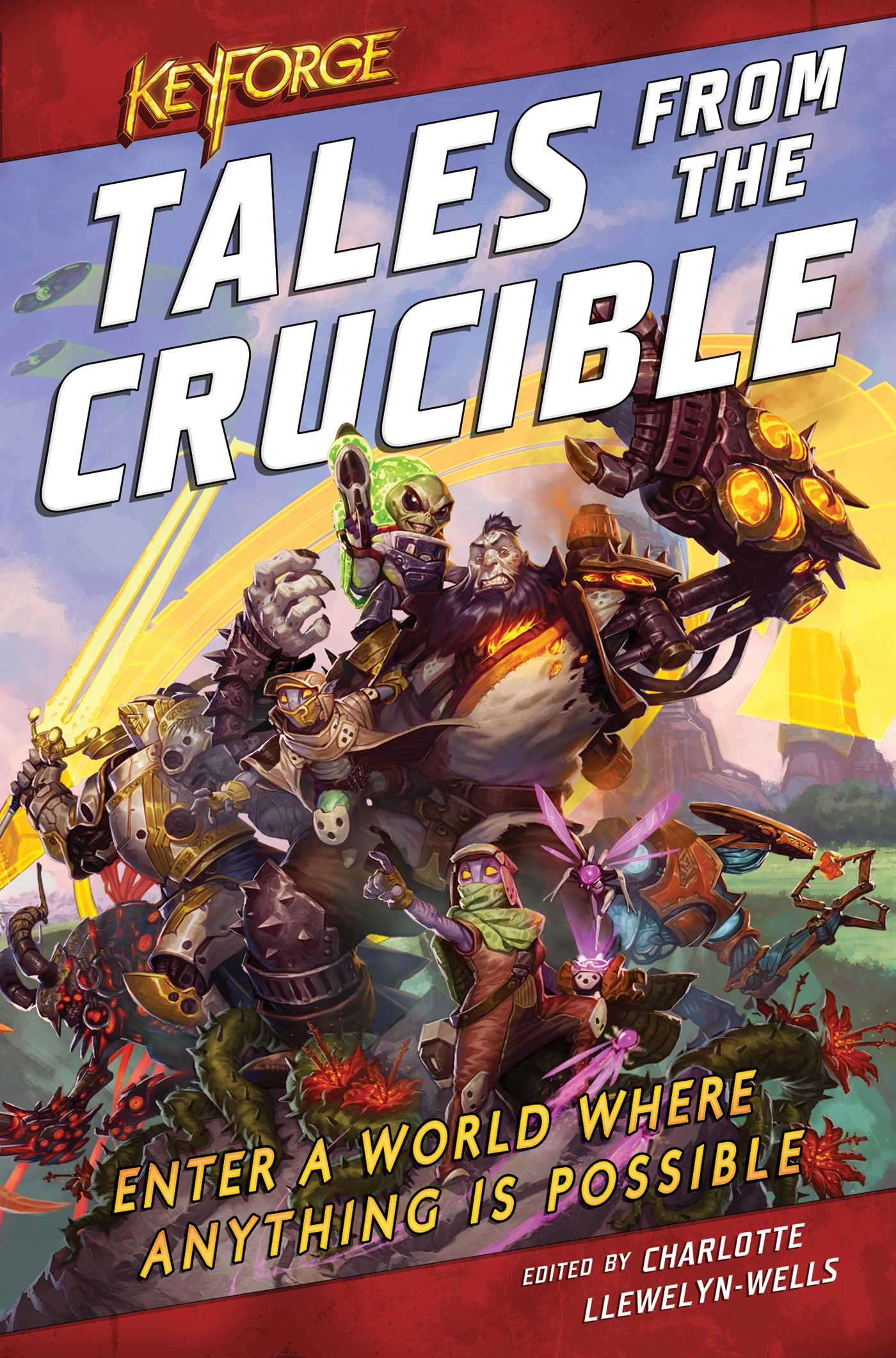 KeyForge: Tales From the Crucible