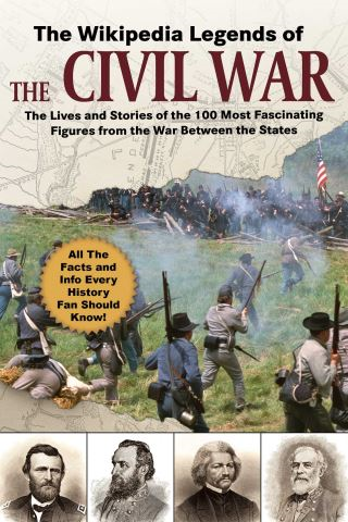The Wikipedia Legends of the Civil War