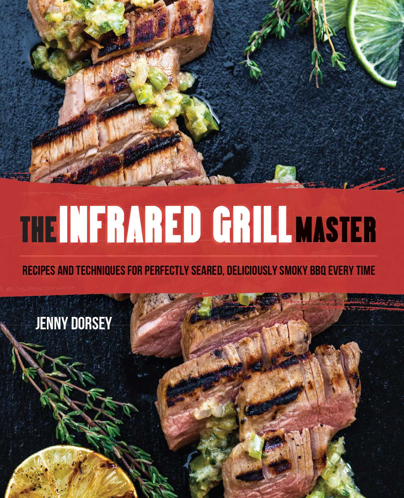 The Infrared Grill Master