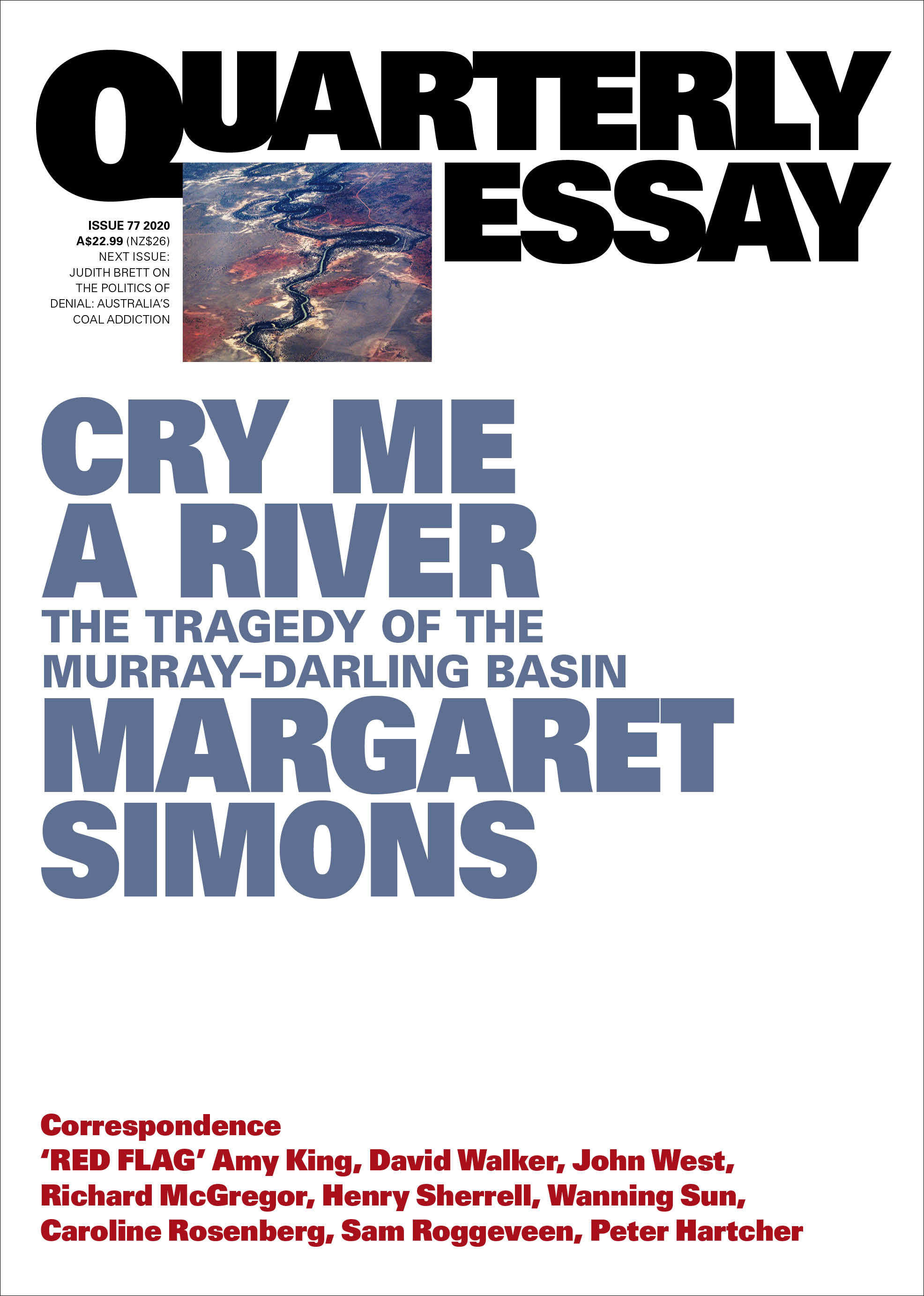 Cry Me A River: The Tragedy of the Murray-Darling Basin