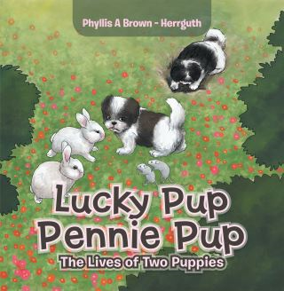 Lucky Pup Pennie Pup