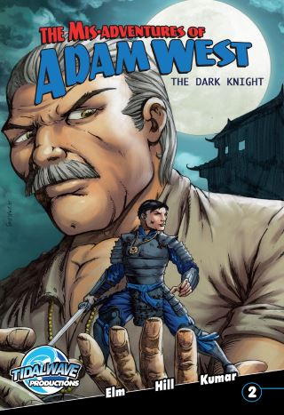 Misadventures of Adam West: Dark Night #2