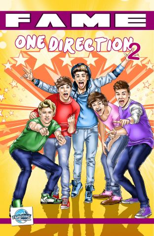 FAME One Direction #2: La Seconde Biographie De One Direction