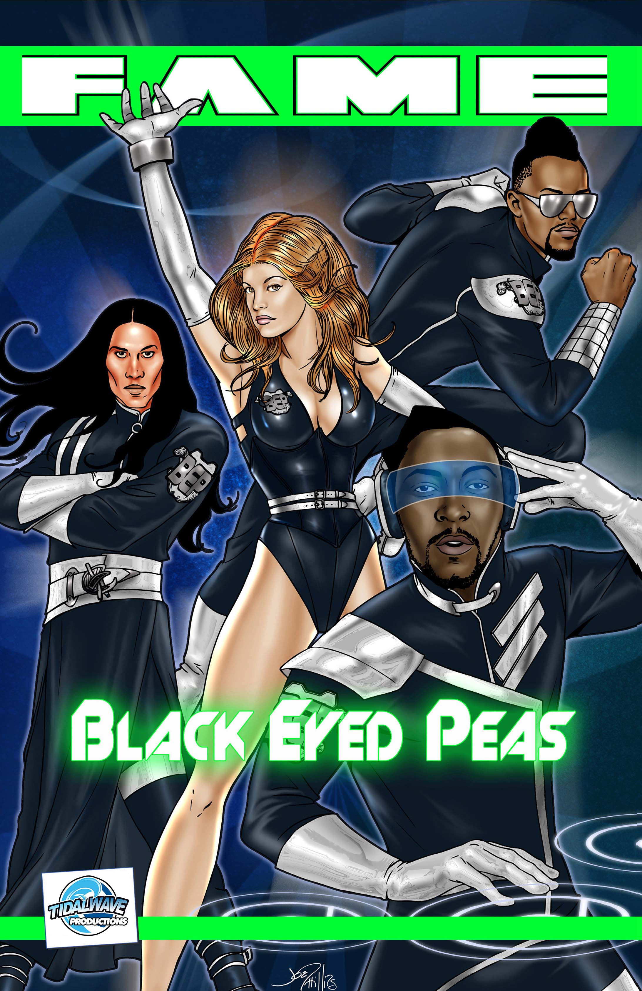 FAME Black Eyed Peas: La Biographie Des Black Eyed Peas