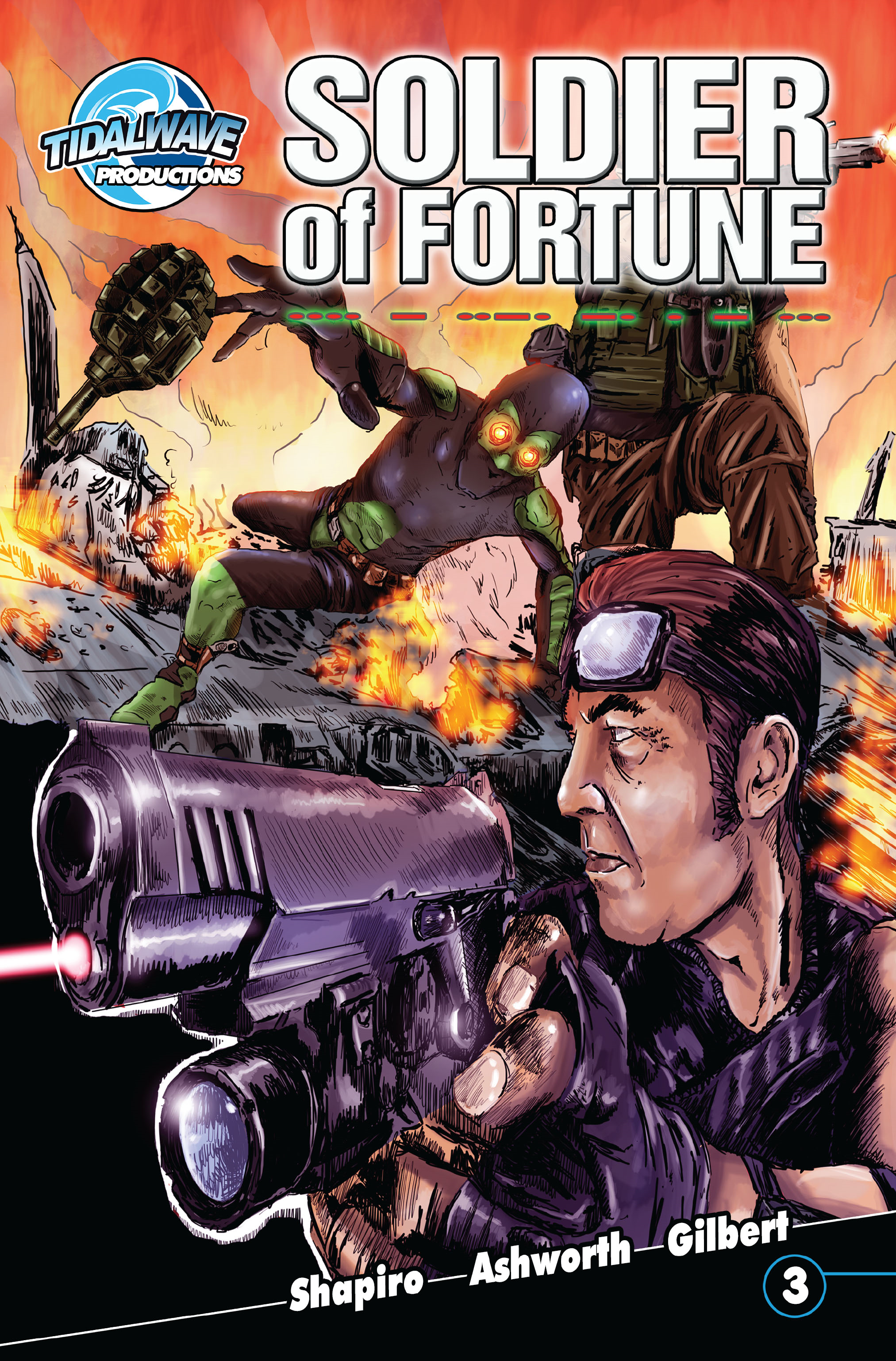 Soldier Of Fortune: STEALTH #3