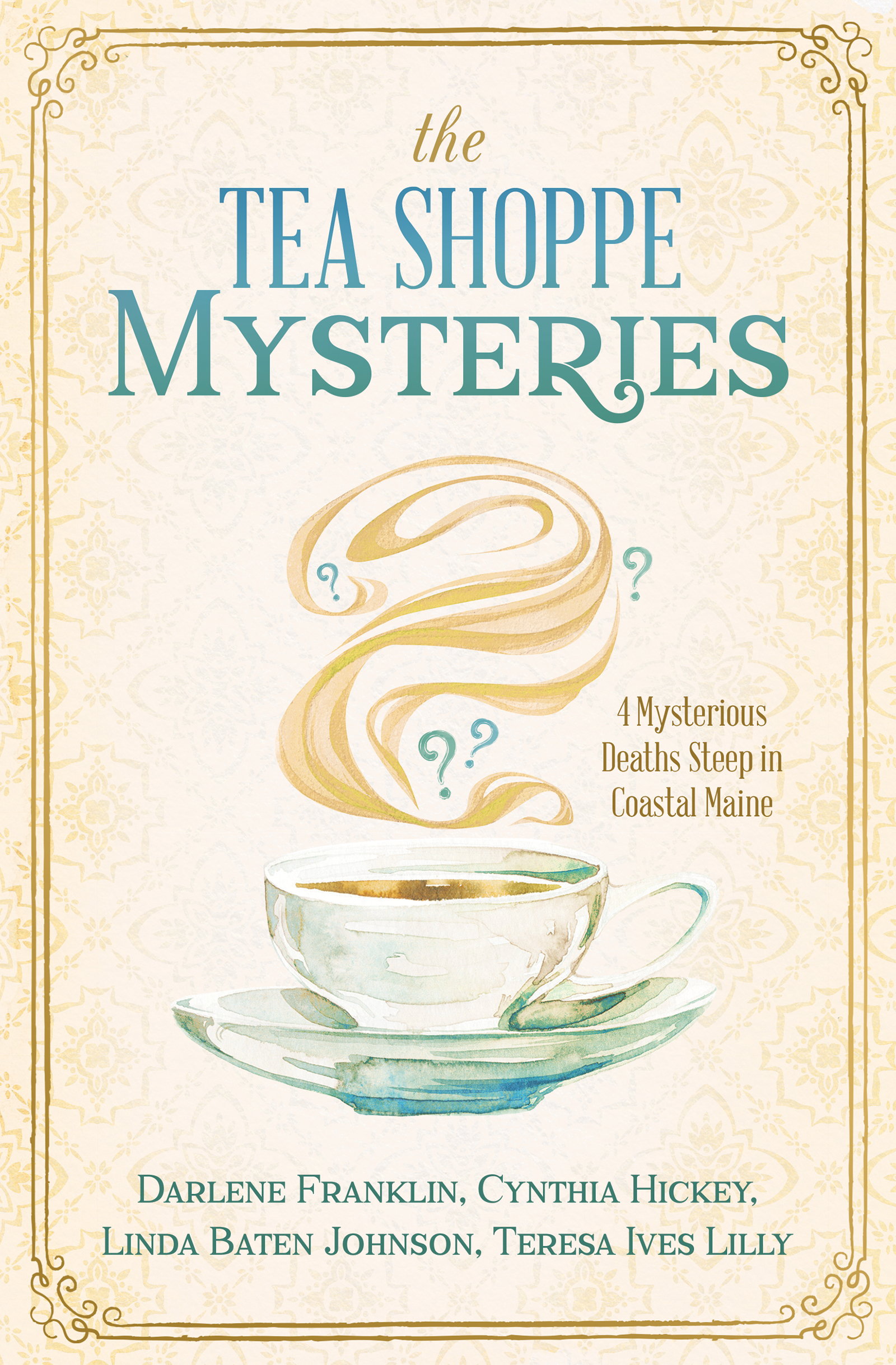 The Tea Shoppe Mysteries