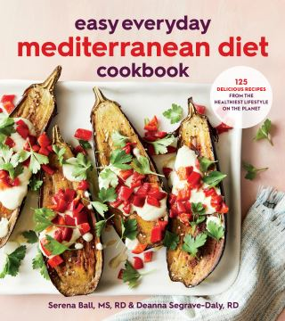 Easy Everyday Mediterranean Diet Cookbook