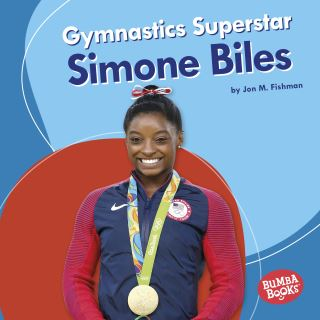Gymnastics Superstar Simone Biles