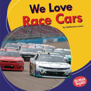 We Love Race Cars