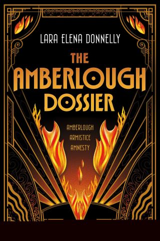 The Amberlough Dossier