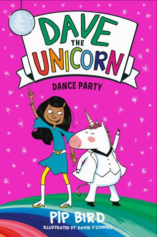 Dave the Unicorn: Dance Party