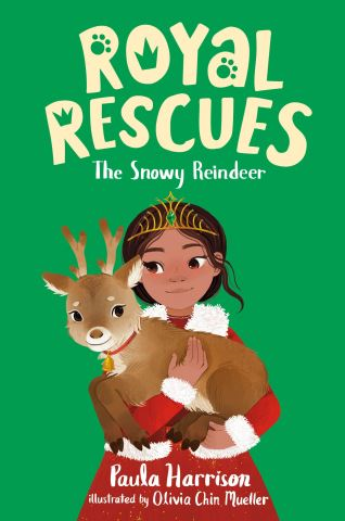Royal Rescues #3: The Snowy Reindeer