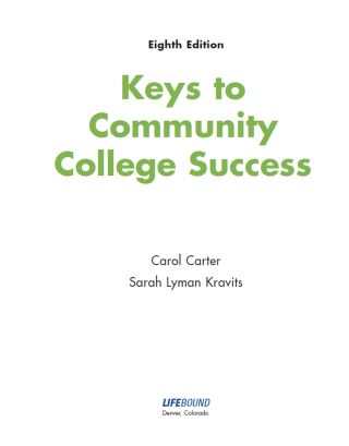 Keys to Community College Success