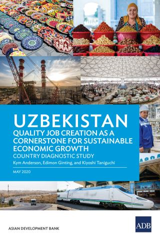 Uzbekistan Quality Job Creation as a Cornerstone for Sustainable Economic Growth