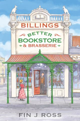 Billings Better Bookstore & Brasserie