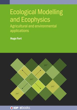 Ecological Modelling and Ecophysics